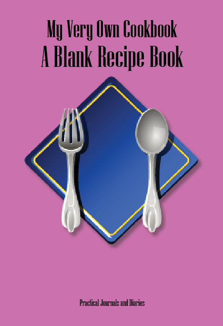 My Very Own cookbook cover