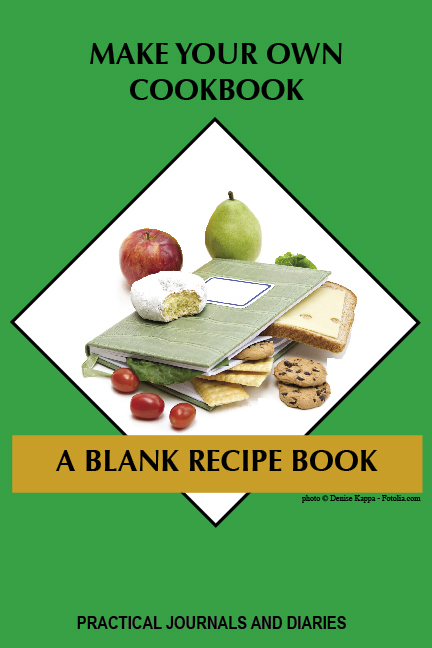 Make Your Own Cookbook cover