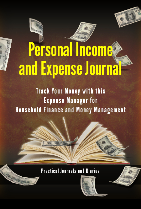 Personal Income and Expense Journal cover